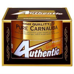 SOFT99 Authentic Premium - Wosk z dużą zawartością Carnauby