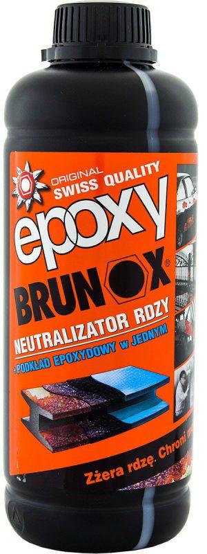 BRUNOX Epoxy Neutralizator rdzy + podkład epoxydowy w jednym 1L