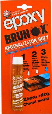 BRUNOX Epoxy Neutralizator rdzy + podkład epoxydowy w jednym 30ml