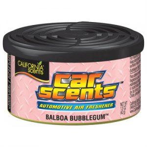 CALIFORNIA SCENTS Odświeżacz powietrza Car Scents - Zapach Balboa Bubblegum