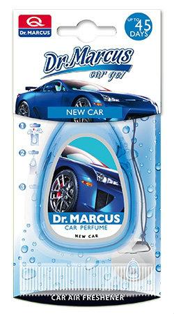 DR. MARCUS CAR GEL Odświeżacz - Zapach New car