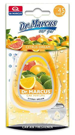 DR. MARCUS CAR GEL Odświeżacz - Zapach Citrus dream