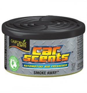 CALIFORNIA SCENTS Odświeżacz powietrza Car Scents - Zapach Smoke Away