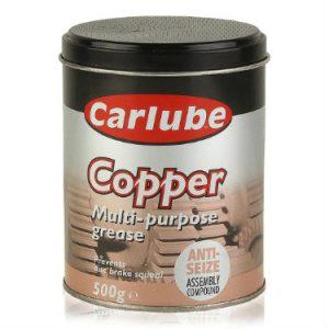CARLUBE Smar miedziany Multi-Propose Grease 500g