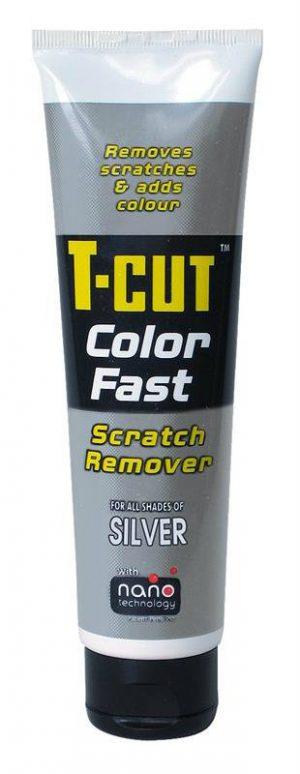 CARPLAN T-Cut Color Fast Scratch Remover Woskująca pasta lekkościerna NANO Srebrny