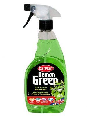 CARPLAN Demon Green Wielozadaniowy preparat czyszczący 500ml