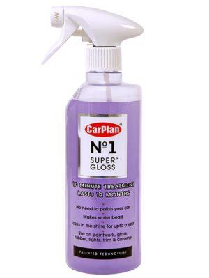 CARPLAN No 1 Super Gloss Super połysk i ochrona do 12 miesięcy (CSG600)