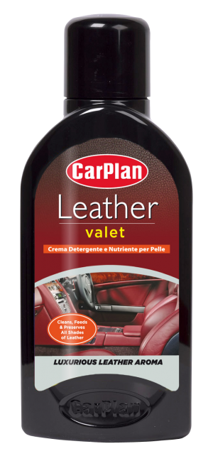 CARPLAN Valet Leather Krem do tapicerki skórzanej (PLV500)