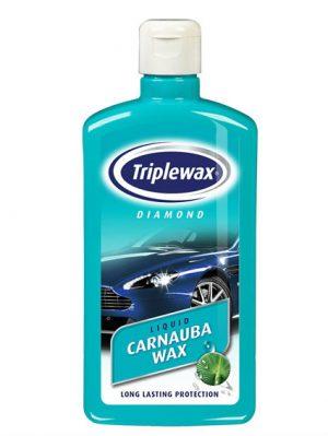 CARPLAN Triplewax Diamond Liquid Carnauba Wax Wosk Carnauba w mleczku