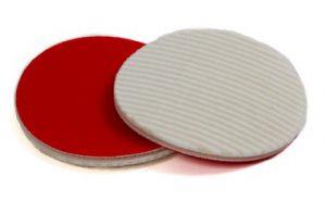 CarPro Cool Pad hybrydowy pad wełna + mikrofibra 130mm