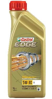 CASTROL EDGE Fully Synthetic Olej silnikowy 5W30 1L