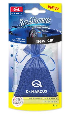 DR. MARCUS FRESH BAG Wielofunkcyjny odświeżacz - Zapach NEW CAR