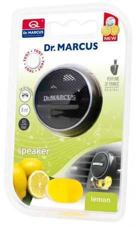 DR. MARCUS SPEAKER - Zapach samochodowy LEMON