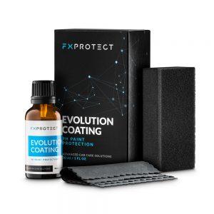 FX Protect Evolution Coating 9H Powłoka ceramiczna, niezwykła hydrofobowość 30ml