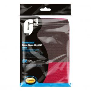 Farecla G3 Professional Deep clean clay mitt - Rękawica czyszcząca z glinką