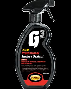 Farecla G3 Professional Surface sealant - Płyn zabezpieczający powierzchnie lakierowane 500ml