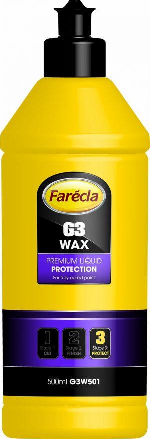 Farecla G3 Wax - Wosk ochronny 500ml