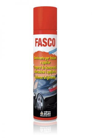 ATAS FASCO Do konserwacji zewnętrznych elementów plastikowych