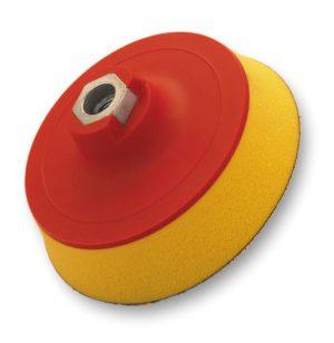 Flexipads Dysk wsporczy rzep 125mm/25 M14 Ultra Soft (10398)