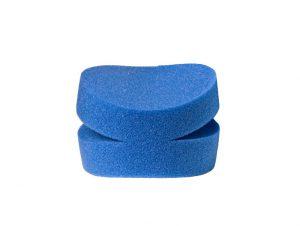 Flexipads Aplikator polerski okrągły BLUE (2 szt.) (40840)