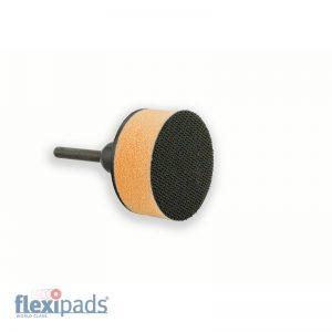 Flexipads Dysk wsporczy rzep 50/20mm 6mm trzpień (48210)