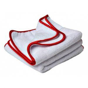 Flexipads Ręcznik polerski 40x40cm biały (2 szt.) (40532)