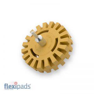 Flexipads Dysk do usuwania kleju 100mm 6mm trzpień (TE400)