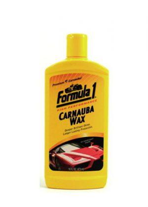 Formula1 Carnauba Car Wax Mleczko wosk do lakieru samochodowego 476ml