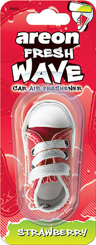 AREON Fresh Wave - Zapach Strawberry