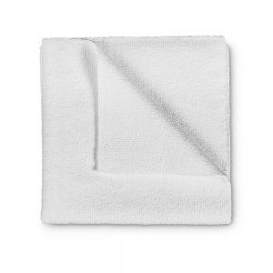 FX Protect Edgeless Microfiber Towel – mikrofibra bez obszycia, biała, 320gsm, 40x40cm
