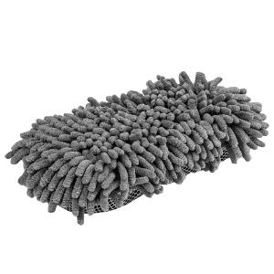 Sponge cotton chenille Gąbka szenilowa frędzelkowa do mycia aut