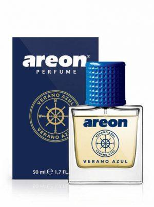 AREON Car Perfume Glass Zapach Verano Azul 50ml