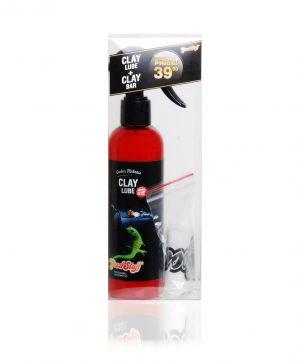 Good Stuff Gecko's Clay Lube - zestaw lubrykant + Glinka 50g