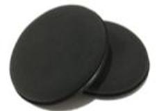 Aplikator gąbkowy czarny Black Bear Premium