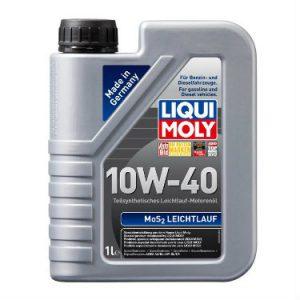 LIQUI MOLY MoS2 LEICHTLAUF Olej silnikowy 10W40 1L (2626)