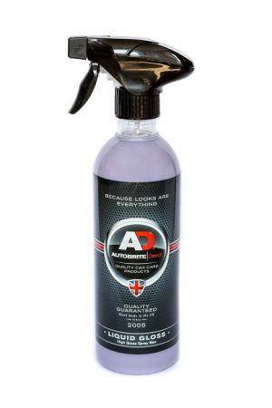 AUTOBRITE Liquid Gloss Quick detailer wosk w płynie 500ml