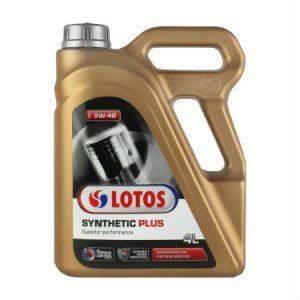 LOTOS SYNTHETIC PLUS THERMAL CONTROL Olej silnikowy 5W40