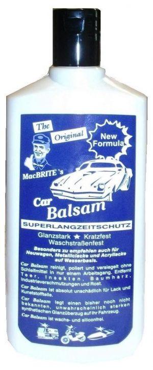 MACBRITE'S Car Balsam preparat czyszczący 500ml