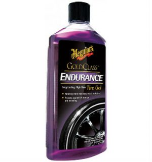 MEGUIAR'S Endurance Tire Gel Środek do pielęgnacji i nabłyszczania opon (473 ml)