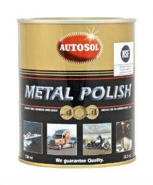 AUTOSOL METAL POLISH Pasta polerska do metali 750ml