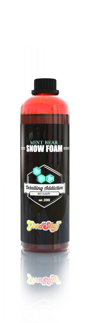 Good Stuff MINT Bear Snow Foam – piana aktywa, neutralne pH, miętowy kolor 500ml