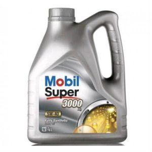 MOBIL SUPER 3000 X1 4L Olej silnikowy 5W40
