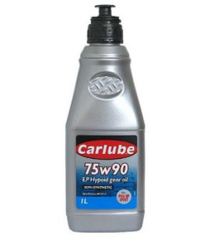CARLUBE Olej przekładniowy EP 75W-90 1L (XOG100)