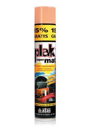 Plak Practical Line Super Mat do czyszczenia i konserwacji plastików 500ml