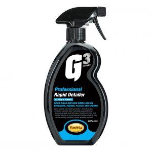 Farecla G3 Professional Rapid detailer - Płyn czyszcząco zabezpieczający 500ml