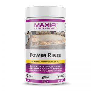 Maxifi Power Rinse – proszek do prania ekstrakcyjnego tapicerki 500g