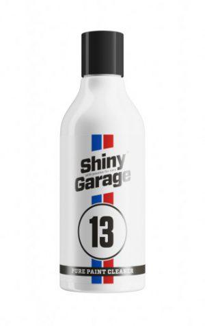 Shiny Garage Pure Paint Cleaner Cleaner do lakieru bez środków ściernych 250ml