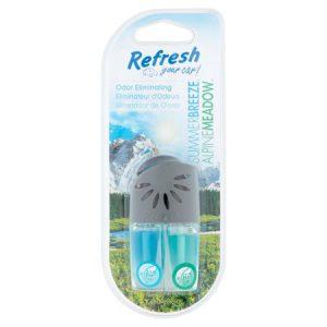 REFRESH Olejek 2 zapachy - Alpine Meadow & Summer Breeze