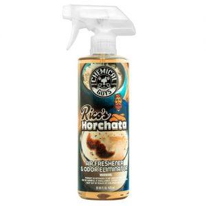 CHEMICAL GUYS Rico's Horchata Scent Air Freshener – zapach wanilii, migdałów z domieszką cynamonu 473ml