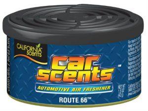 CALIFORNIA SCENTS Odświeżacz powietrza Car Scents - Zapach Route66